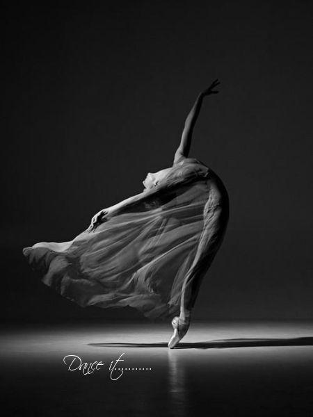 Dance it............