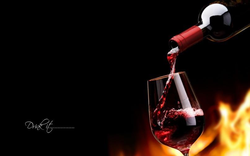 Drink it............